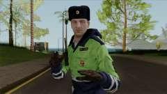 DPS officier de la v. 2
