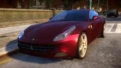 Ferrari FF pour GTA 4
