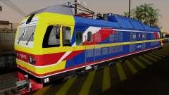 Hitachi 4516 Electric Locomotive (Thailand)