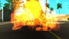 New Texture For The Original Effects pour GTA San Andreas