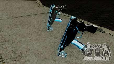 Tec9 Fulmicotone für GTA San Andreas