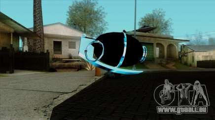 Grenades Fulmicotone für GTA San Andreas