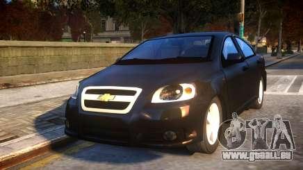Chevrolet Aveo pour GTA 4