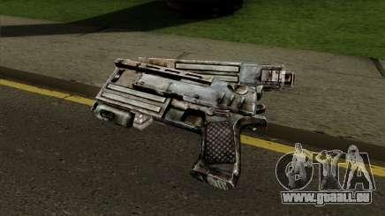 Pistol Fallout 3 für GTA San Andreas
