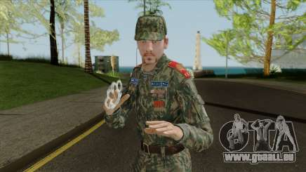 Vice-Sergeant scout cadet corps pour GTA San Andreas