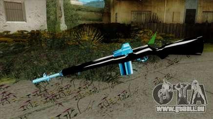Rifle Fulmicotone für GTA San Andreas