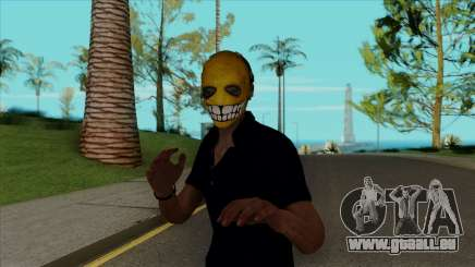 Smiley Mask pour GTA San Andreas