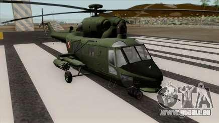 PZL W-3PL pour GTA San Andreas