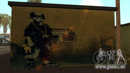 Graffiti-Groove für GTA San Andreas