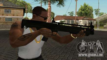 Kel-Tec KSG Shotgun für GTA San Andreas