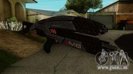 M-8 Avenger für GTA San Andreas