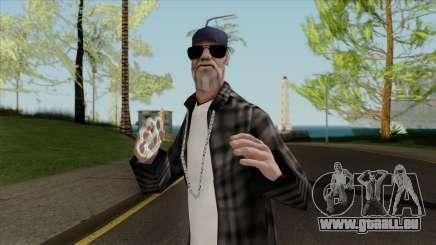 Gangsta Homeless pour GTA San Andreas