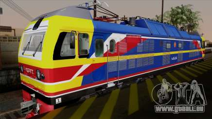 Hitachi 4516 Electric Locomotive (Thailand) pour GTA San Andreas