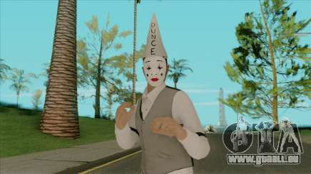 Mime Face pour GTA San Andreas