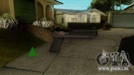 Colt M1911 LQ pour GTA San Andreas