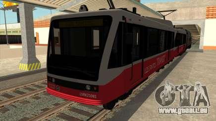 GTA V voitures de Métro pour GTA San Andreas