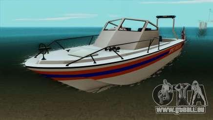 """Bateau de sauvetage """"Vostok"""" MES pour GTA San Andreas"""
