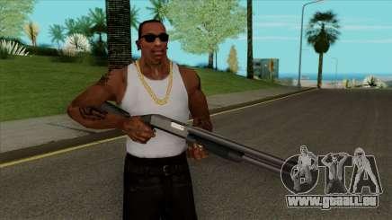 Chromegun par Défaut HQ pour GTA San Andreas