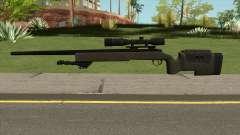 Modern Warfare Remastered M40A3 pour GTA San Andreas