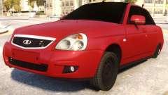 Lada Priora 2170 für GTA 4