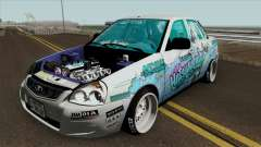 VAZ 2170 Priora (Japan Itasha Drift)