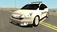 Honda CRV Emergency Management 2011 für GTA San Andreas