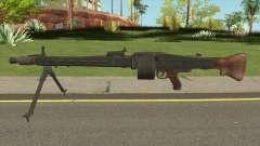 MG-42 pour GTA San Andreas