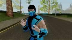 Mortal Kombat X Klassic Sub-Zero UMK3 pour GTA San Andreas