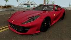 Ferrari 812 Superfast 2017 pour GTA San Andreas