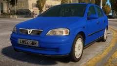 Vauxhall Astra Mk4 1998 pour GTA 4