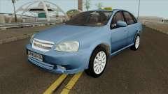 Chevrolet Lacetti 1.4 pour GTA San Andreas