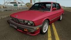 BMW M5 1985 pour GTA San Andreas