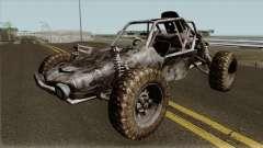 Playerunknown Battleground Buggy IVF für GTA San Andreas