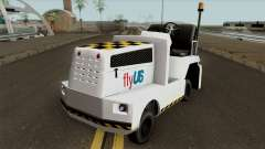 Baggage Handler from GTA IV pour GTA San Andreas