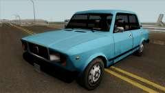 VAZ 2107 dans GTA SA pour GTA San Andreas