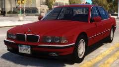 BMW 750 iL e38