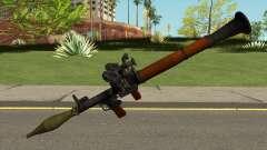 Rocket Launcher pour GTA San Andreas