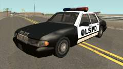 Echo Police SA Style für GTA San Andreas