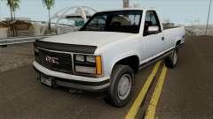 GMC Sierra 1500 v1.2 1988 pour GTA San Andreas