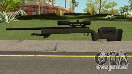 Modern Warfare Remastered M40A3 für GTA San Andreas