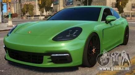 Porsche Panamera für GTA 4