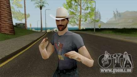 Cowboy pour GTA San Andreas