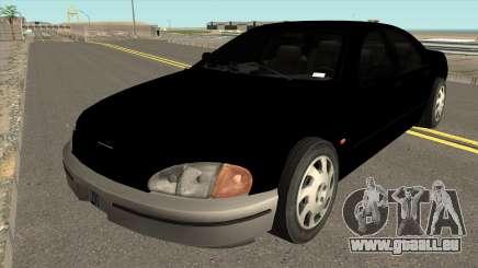 FBI Kuruma HD pour GTA San Andreas