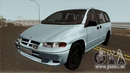 Dodge Caravan 1996 pour GTA San Andreas