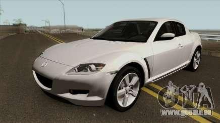 Mazda RX-8 2004 pour GTA San Andreas