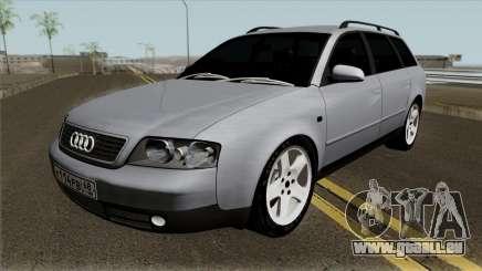 Audi A6 C5 Avant 3.0 V8 pour GTA San Andreas