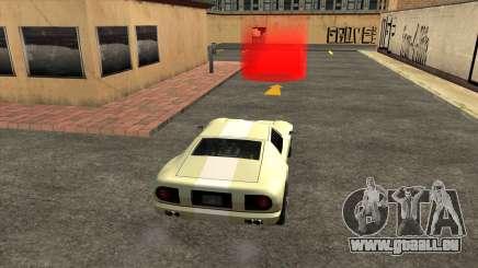 Drive Thru für GTA San Andreas