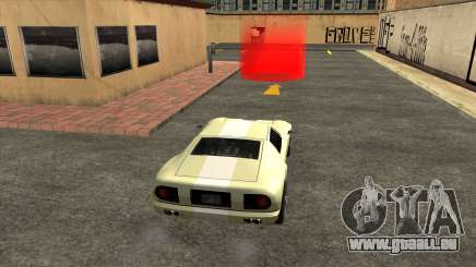 Drive Thru pour GTA San Andreas
