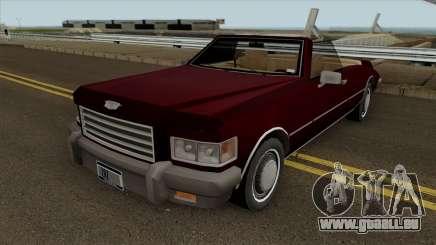 Idaho HD für GTA San Andreas