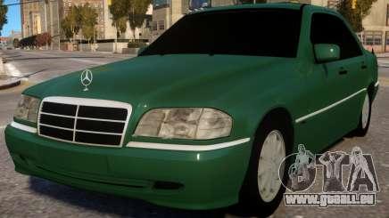 Mercedes-Benz C180 W202 für GTA 4